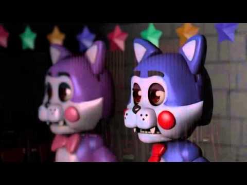 Трейлер 5 ночей с Кенди