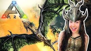 ARK: SURVIVAL EVOLVED - A WHOLE NEW WORLD!!