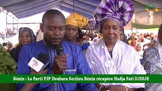 ELLE A QUITTÉ LUMANA AFRICA POUR PJP DOUBARA