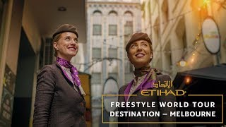 Freestyle World Tour - Destination: Melbourne | Et...