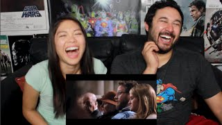 THE NIGHT BEFORE Official RED BAND TRAILER #1 REACTION & REVIEW!!!