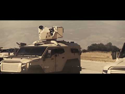 Eurosatory 2018: Plasan From Israel Introduces New 4 GEN Sandcat 4x4 Armored Vehicle