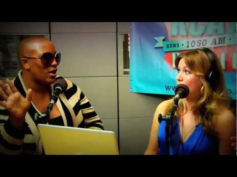 Frenchie Davis and Susie Garcia on LIVE with Aaron & Kelly Part 2
