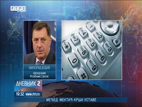 Dodik: Narodna skupština Srpske da odluči o NATO-u