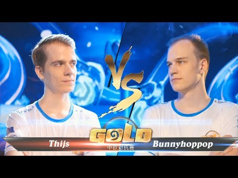 CN Vs EU Championship: Thijs vs BunnyHoppor (200k EUR Tournament)
