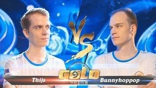 CN Vs EU Championship: Thijs vs BunnyHoppor (200k EUR Tournament)