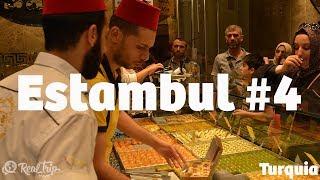 ¿Como visitar el Palacio de Topkapi saboreando delicias turcas? Estambul #4