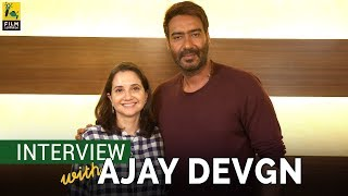 Ajay Devgn Interview with Anupama Chopra | Baadshaho