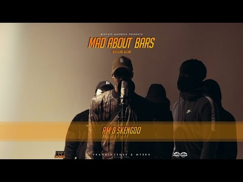 Skengdo & AM - Mad About Bars w/ Kenny [S2.E37] | @MixtapeMadness (4K)