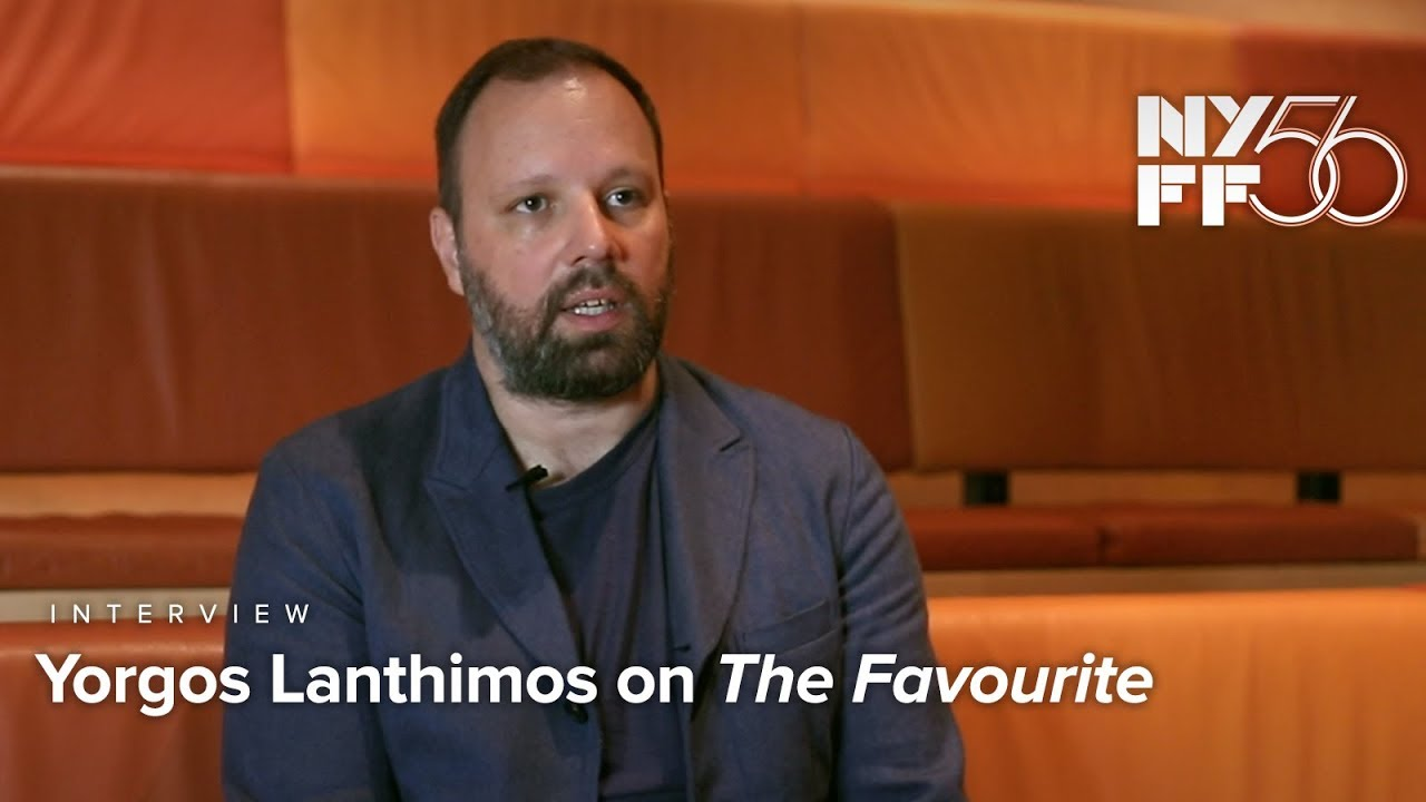 Yorgos Lanthimos on the Films That Inspired 'The Favourite' | NYFF56