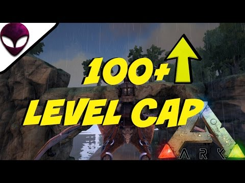 ARK HOW TO Change Stats Per Level & Level Cap!