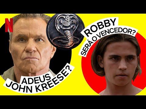 As melhores teorias de Cobra Kai | Teorias dos Fãs | Netflix Brasil