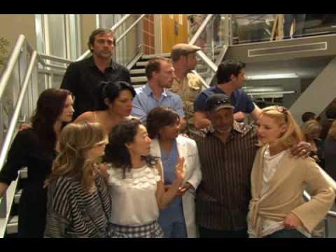 Grey\'s Anatomy 100th Episode Celebration - YouTube