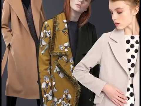 Пальто на осень 2016 Модные модели