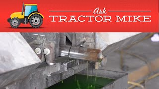 Check PTO Shaft Length on New Implements to Avoid Costly Failures