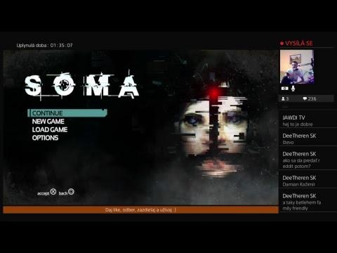 SOMA | Horor s Psycho Robotmi | Juroslav #2