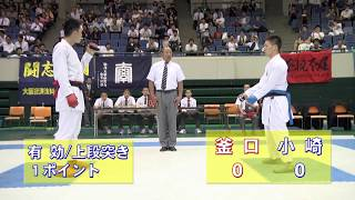 第62回全日本学生空手道選手権大会 -62nd All Japan University Student Karatedo Championships [Trailer]