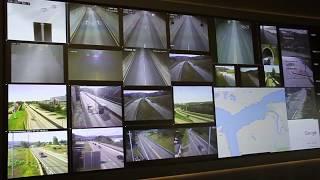 Statens vegvesen - Slik overvåkes trafikken i tunneler