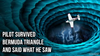 Survivor Says Something New About the Bermuda Triangle Mystery