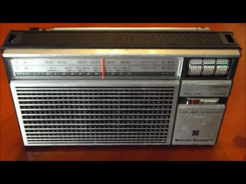 Mystery Radio Update - National R218R