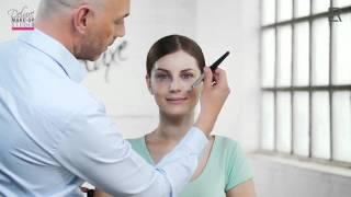Студия макияжа Deluxe. Как сделать коррекцию лица