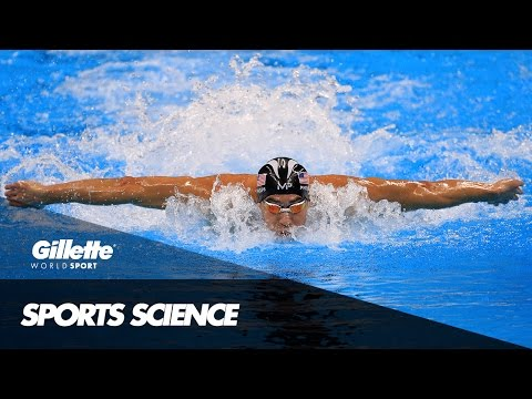 Swimming - Science Behind The Sport | Gillette World Sport