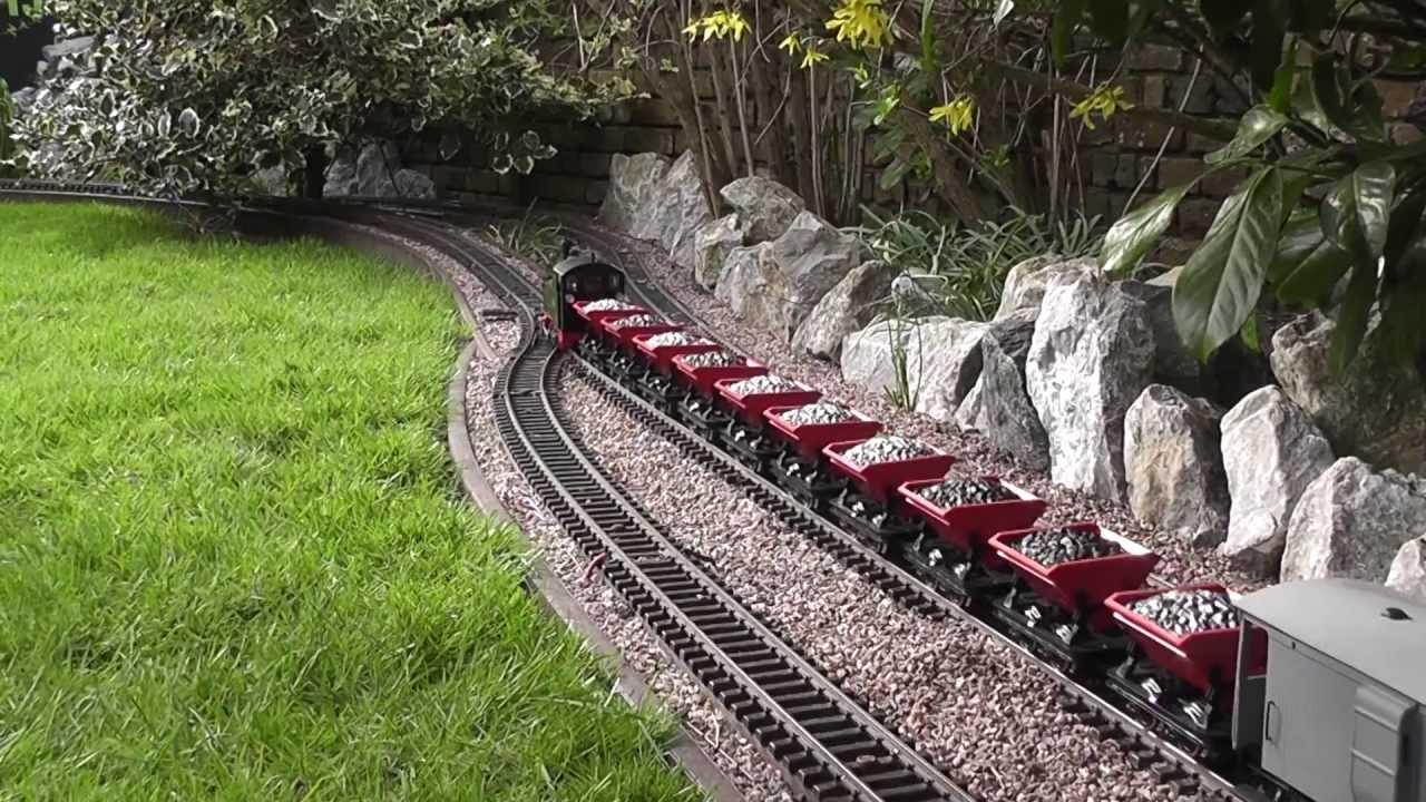 Garden Trains 2013 - YouTube