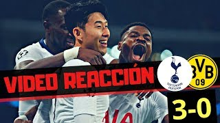 Video REACCIÓN | TOTTENHAM 3 DORTMUND 0 | Champions League 2019 • Review - Resumen