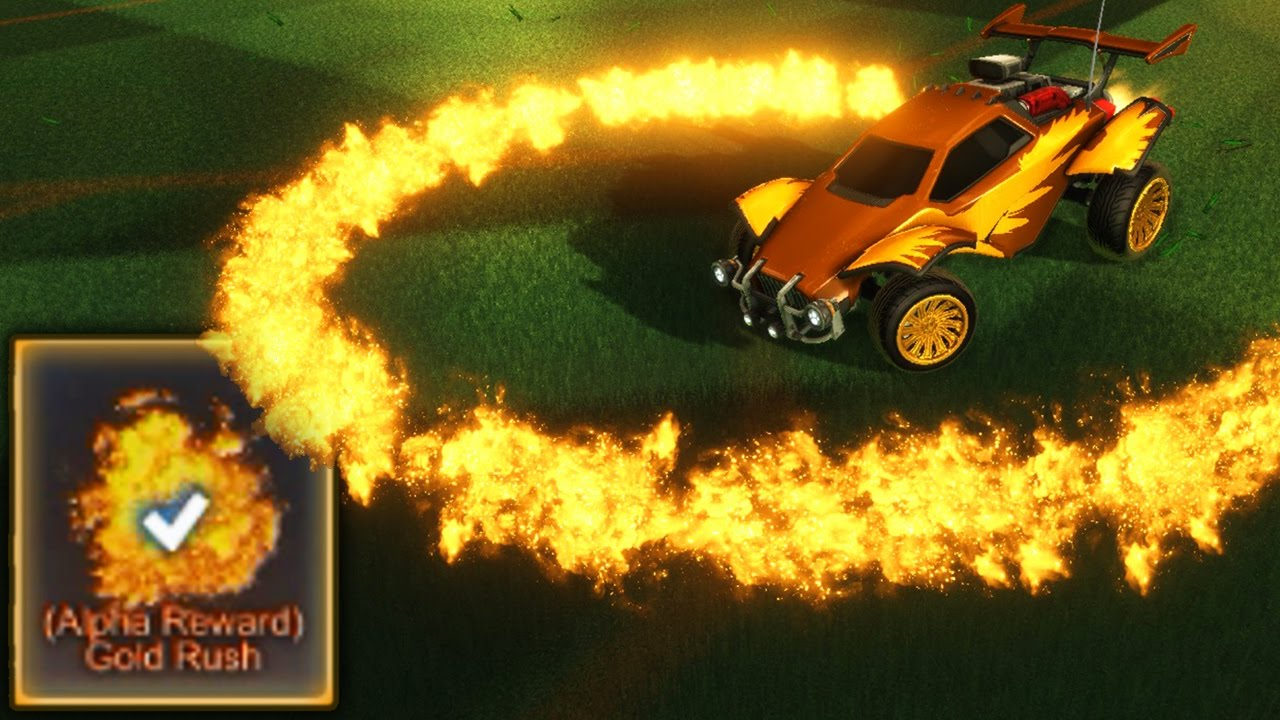 Rush  Rocket Car