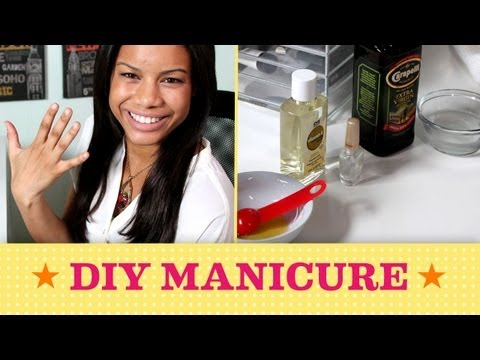 5 Steps for a Perfect DIY Manicure | Seventeen's Get Cute with Chloe