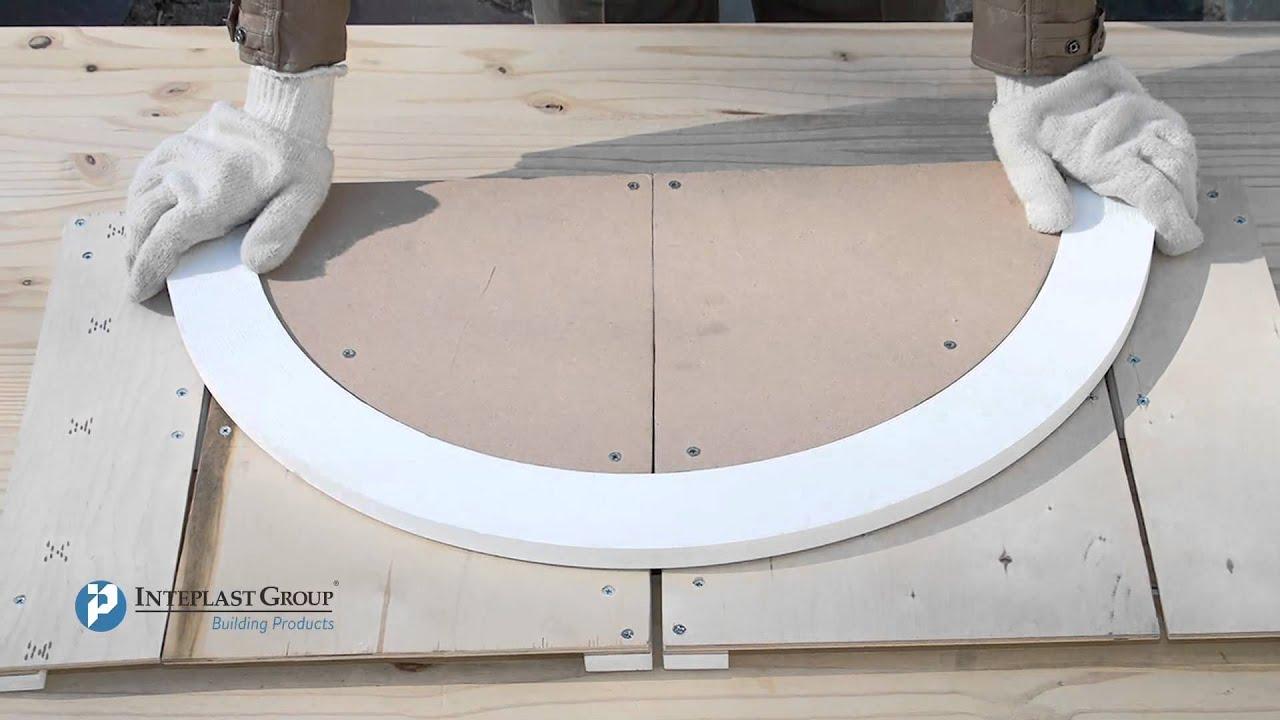 Trim Heat Bending Inteplast Building S