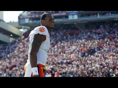 Clemson-South Carolina Flashback: Deshaun Watson Goes Off In Columbia | CampusInsiders