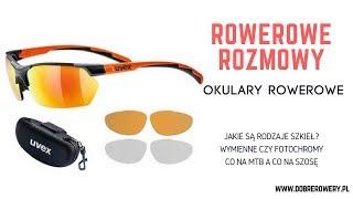 Rowerowe Rozmowy - wszystko co powinniście wiedzieć o okularach rowerowych