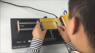 Оборудование по замене стекла iPhone