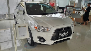 In Depth Tour Mitsubishi Outlander Sport GLS Facelift - Indonesia