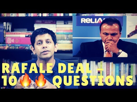 10 Unanswered Questions on the Rafale Deal.....