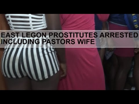 East Legon Prostitutes Arrested Including Pastors Wife