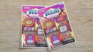 ❖ Session spéciale VEGAS - Grattage de jeux Tickets à gratter Illiko FDJ - SCRATCHCARDS
