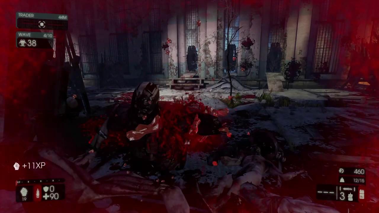 Killing Floor 2 Berserker door trap & Killing Floor 2 Berserker door trap - YouTube