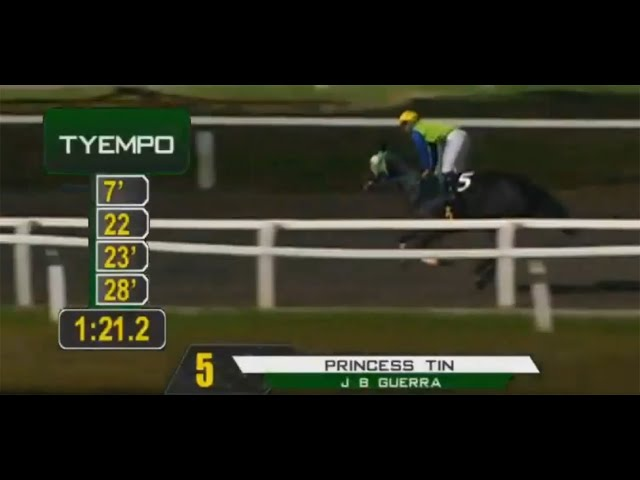 PRINCESS TIN - PRCI RACE 2 JANUARY 28, 2020 - BAYANG KARERISTA HORSE RACING AT SANTA ANA PARK