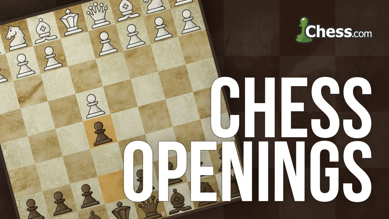 Chess Openings How To Play The Queen S Gambit Accepted Youtube