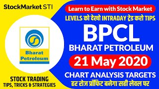 21 May share price target Bharat Petroleum | Bpcl share news | BPCL stock | Bpcl Intraday trading