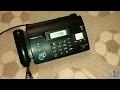 телефон-факс Панасоник рассказ-Даниил Д