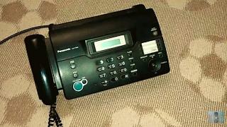 телефон-факс Панасоник әңгіме-Арман Д