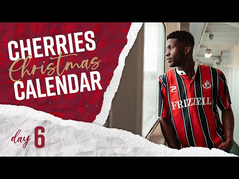 Advent Calendar Day 6 | JEFFERSON LERMA ON CHRISTMAS IN RETRO KIT 👕
