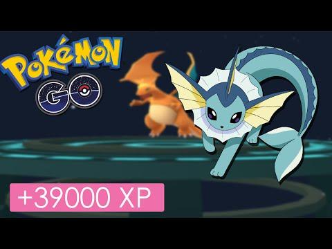 EVOLVE CHARMANDER, EEVEE DAN +39000 XP! - Pokemon Go Indonesia
