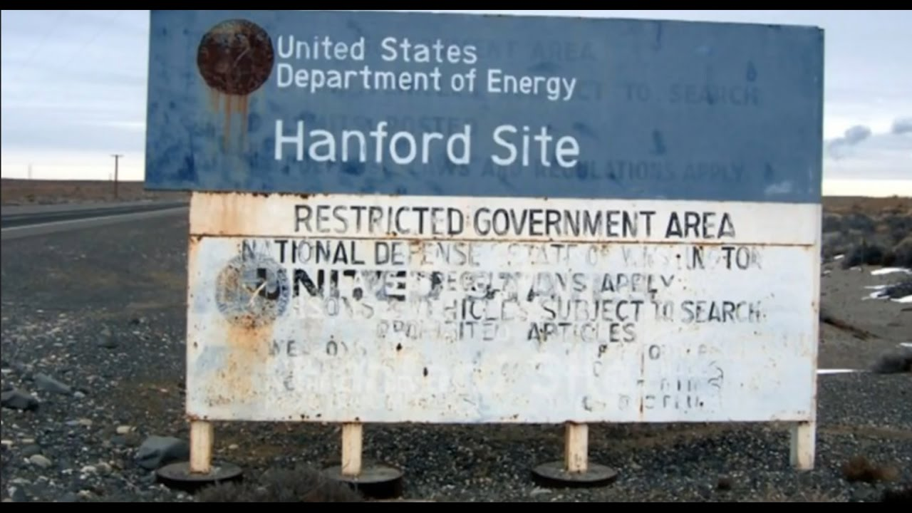 Tunnel collapse at Hanford Nuclear site, emergency declared