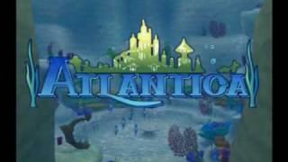 Kingdom Hearts 2 Walkthrough Part 125-Atlantica Part 1
