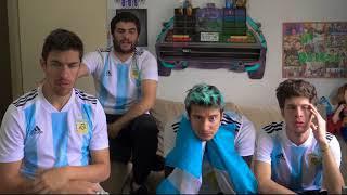 Francia 4 Argentina 3 | 2018 mundial octavos - LosDisplicentes