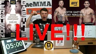 UFC 249 Live Stream Play-by-Play